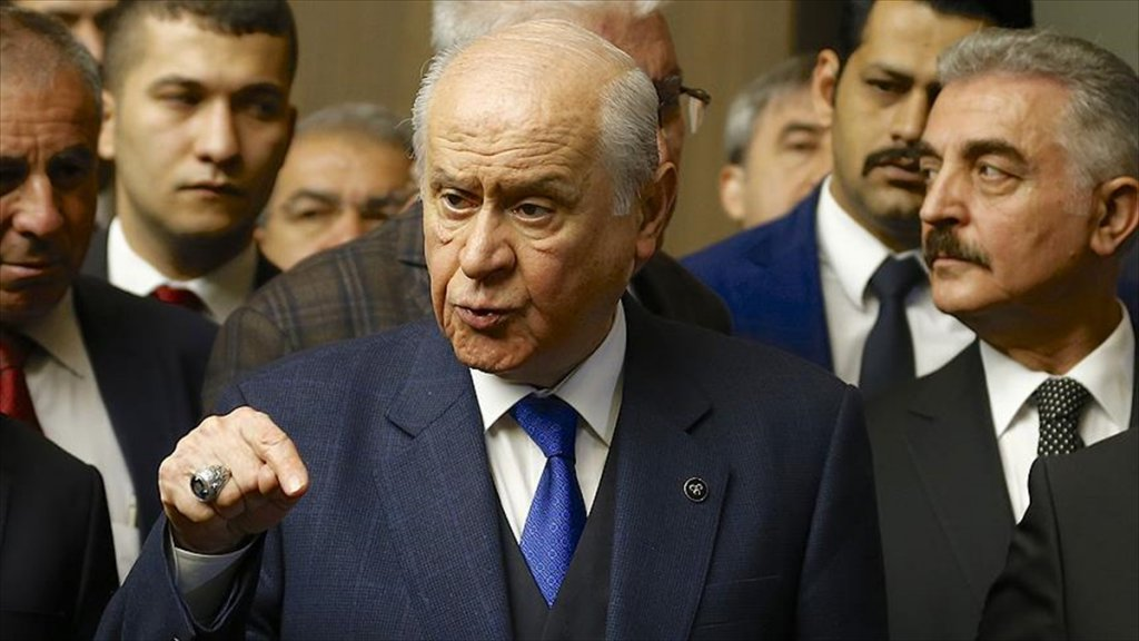 """MHP Lideri Devlet Bahçeli: """"Bütün Müslüman ülkelerin katılmasında yarar var"""""""