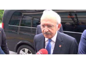 Chp Leader Addresses Assault Against Hürriyet Columnist Ahmet Hakan