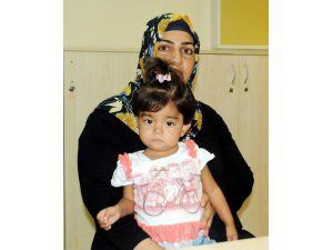 Türkiye'de İlk Defa 6.5 Kiloluk Çocuğa Böbrek Nakli