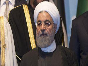 İran Cumhurbaşkanı Ruhani: Müslüman Ülkelerin Her Biriyle İş Birliğine Hazırız
