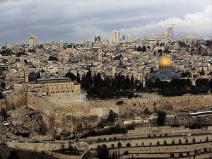 Başkenti Doğu Kudüs Olan Filistin Devleti'ni Tanıyoruz