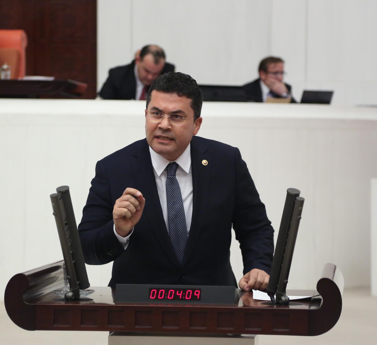 MHP'li Ersoy: Yerel Basın Demokrasinin Kılcal Damarları Gibidir