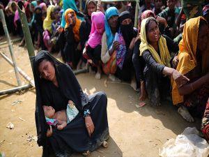 Sınır Tanımayan Doktorlar Örgütü: Arakan'da Bir Ayda 6 Bin 700 Müslüman Öldürüldü