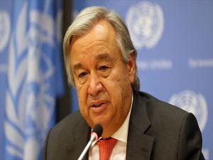 Guterres'ten İran Uyarısı