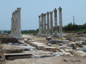Soli Pompeiopolis'in Tarihi Gün Işığına Çıkıyor