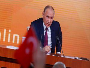 Rusya Devlet Başkanı Putin: Mülteci Krizinden En Çok Türkiye Etkilendi