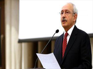 Chp Genel Başkanı Kılıçdaroğlu: Bölge Ülkeleri Bir Araya Gelirse Refahı Ve Güvenliği Getirebilir