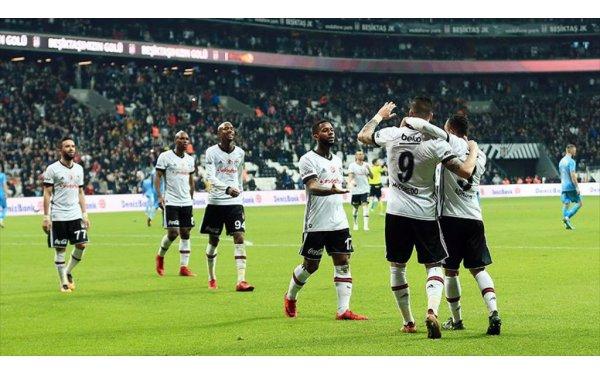 Beşiktaş (5-1) Osmanlıspor