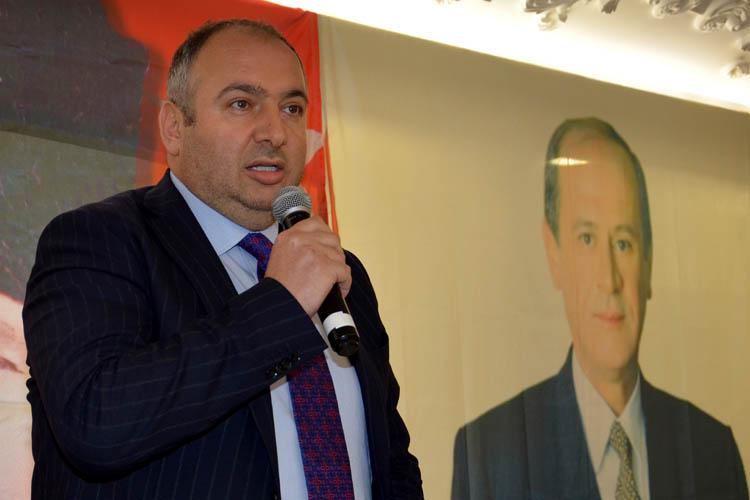 MHP İstanbul İl Başkanı Muhtarlarla Buluştu