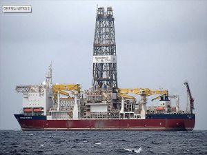 Türkiye'nin İlk Sondaj Gemisi Deepsea Metro-2 Geliyor
