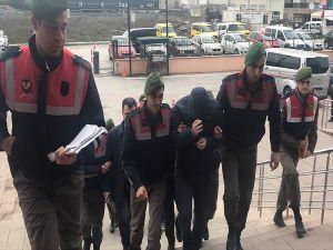 Fetö Şüphelileri Yunanistan Sınırında Yakalandı