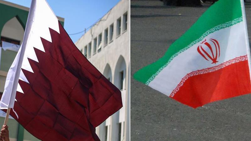 İran ve Katar'dan ABD'ye tepki!