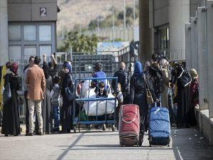 Türkiye'deki Suriyelilerden 75 Bini Ülkesine Döndü
