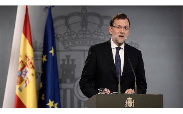 İspanya Başbakanı Rajoy: Kanunlar Çerçevesinde Diyaloga Hazırım