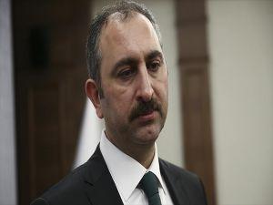 Adalet Bakanı Gül: İnsanlık, Hukuk, Adalet Ve Barış Adına Sevindirici Bir Gelişme
