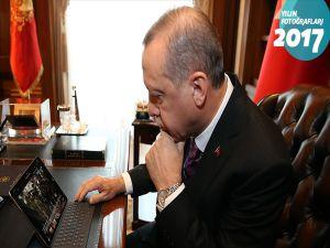 Erdoğan'ın Oyu, Filistin Direnişinin Sembol Fotoğrafına