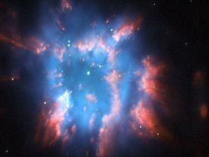 Hubble Teleskobu, Sunak Takımyıldızındaki Yıldız Nebulasını Görüntüledi