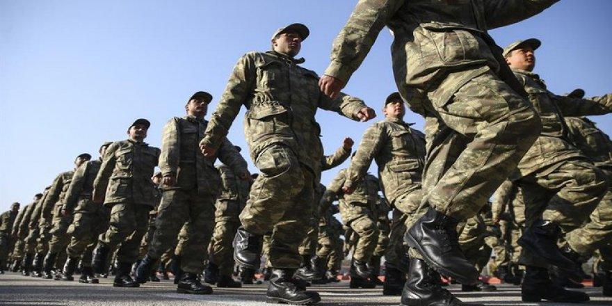 Askere alınmada flaş değişiklik!