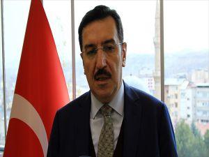 Gümrük Ve Ticaret Bakanı Tüfenkci: Biz 2018'i Hizmet Yılı Olarak Kabul Ediyoruz