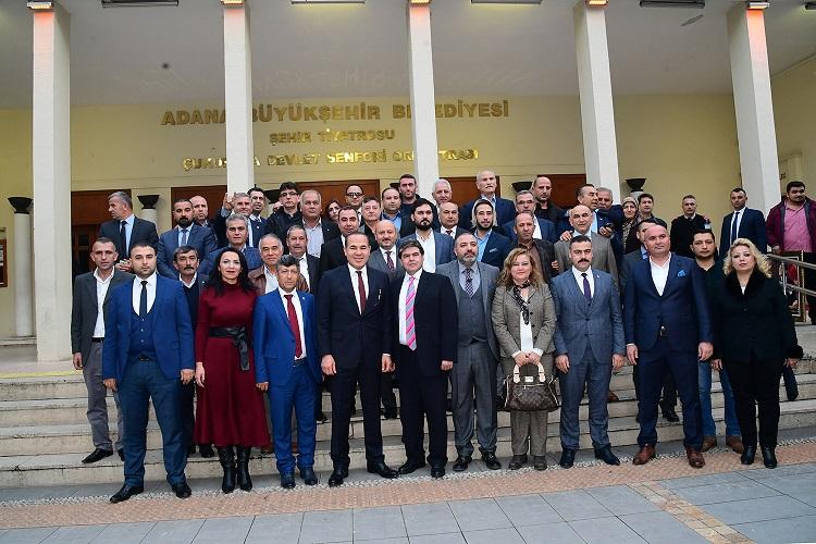 MHP Adana İl Başkanı Avcı: Hızlı başladı