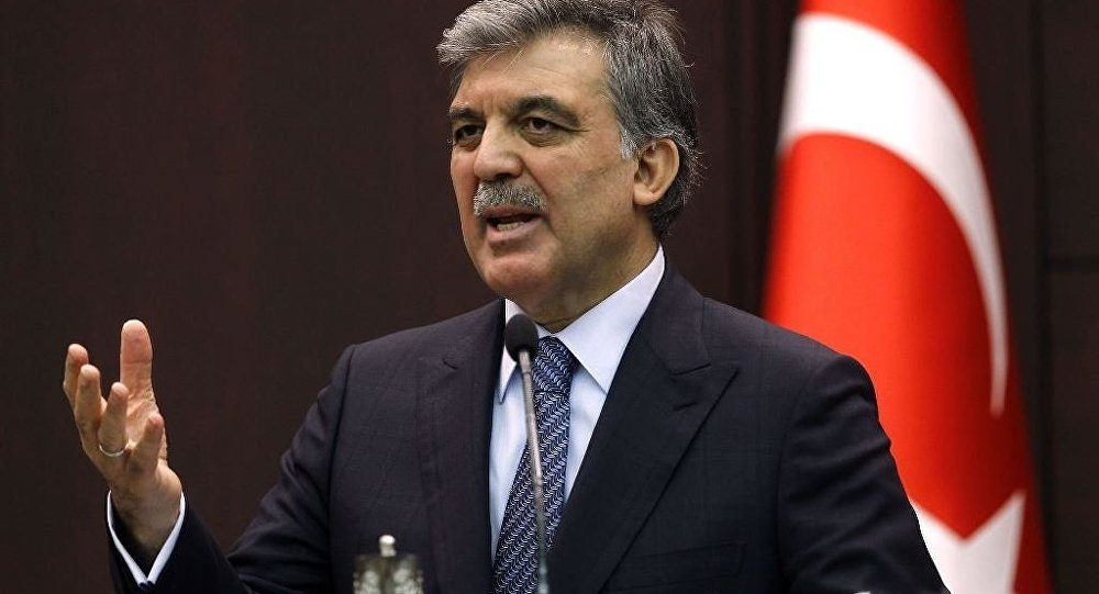 Abdullah Gül'den KHK uyarısı