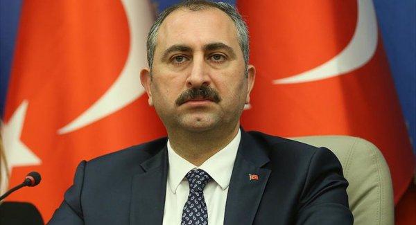Adalet Bakanı Gül: Tek Tip Kıyafet Milletimizin Beklentisiydi