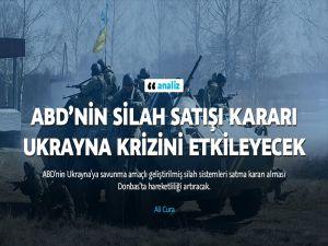 Abd'nin Silah Satışı Kararı Ukrayna Krizini Etkileyecek