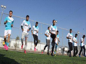 Futbol Onlar İçin Hem Spor Hem De Yaşama Umudu
