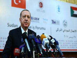 Cumhurbaşkanı Erdoğan'dan 'Sevakin Adası' Çağrısı