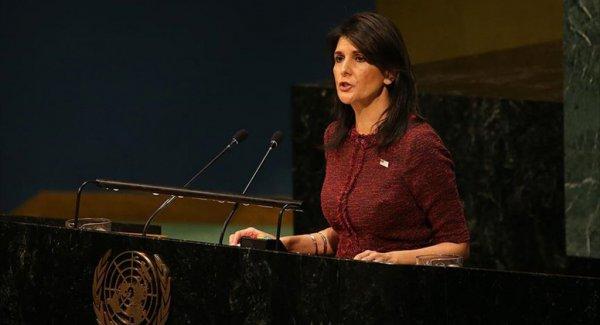 ABD, BM Fonunu 285 Milyon Dolar Azaltıyor