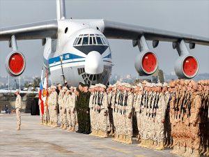Rusya, Suriye'de Kalıcı Birlik Oluşturmaya Başladı
