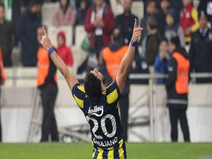 Fenerbahçe'de İstatistik Lideri Giuliano