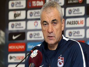 Trabzonspor Teknik Direktörü Çalımbay: Bizim İçin Lig İkinci Yarı Başlayacak