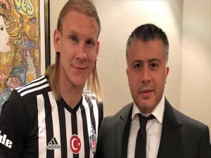 Beşiktaş, Vida'yı Borsaya Bildirdi