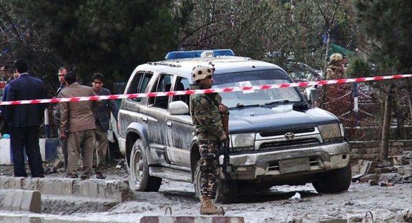 Afganistan'da Bombalı İntihar Saldırısı: 15 Yaralı
