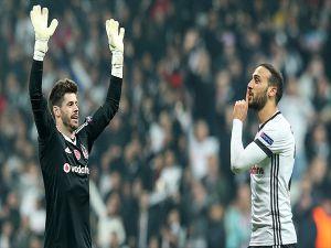 Beşiktaş'ta En İstikrarlı Fabricio, En Golcü Cenk Tosun