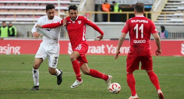 Boluspor (2-1) Akhisarspor