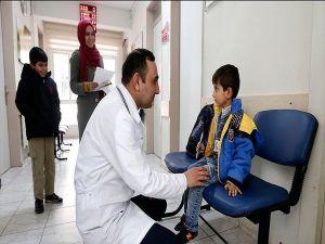 Hayalindeki Doktor Önlüğünü Türkiye'de Giydi