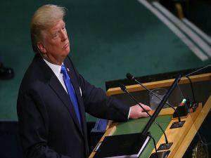 Trump Yönetiminin İlk Yılında 'Üst Düzey Ayrılık' Rekoru