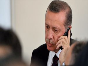 Cumhurbaşkanı Erdoğan, Papa Franciscus İle Görüştü