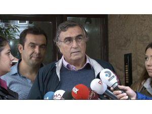 Fotoğraflar - Gazeteci Meslektaşları Ahmet Hakan'ı Ziyaret Etti