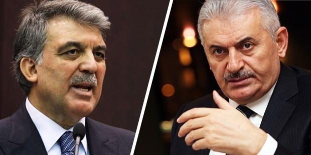 Başbakan Yıldırım'dan Abdullah Gül'e Açıklaması