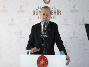 Cumhurbaşkanı Erdoğan: İbadet Özgürlüğü Devletlerin Sorumluluğundadır