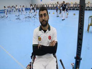 Kahraman Gazinin Hedefi Okçulukta Olimpiyat Madalyası