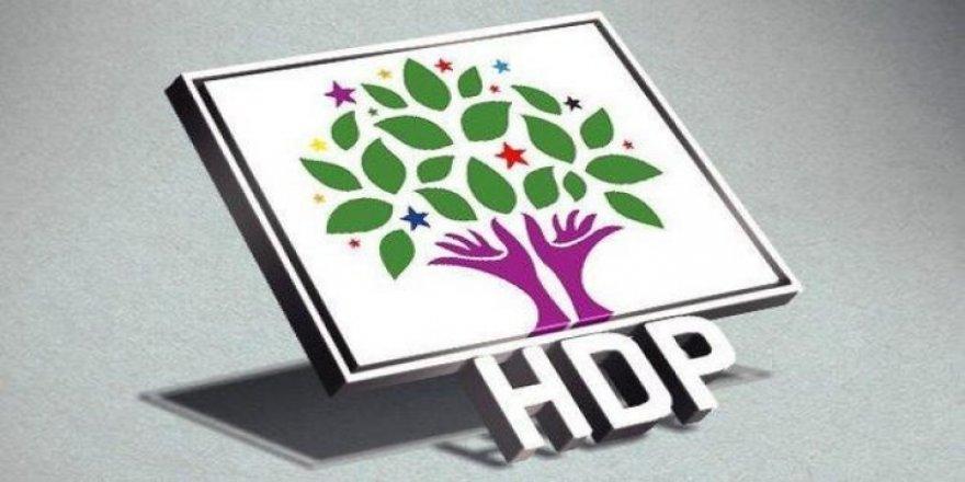 HDP'de büyük kavga...İstifa etti