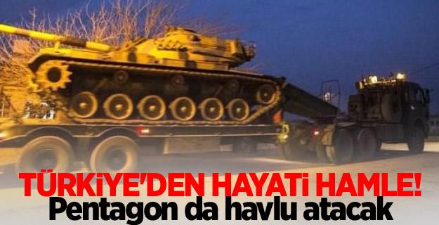 Türkiye'den hayati hamle! Pentagon da havlu atacak