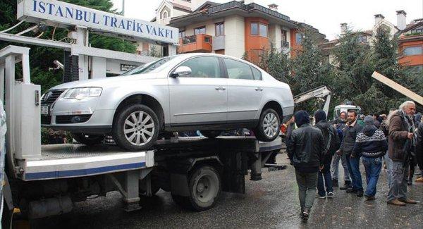 Trafik Cezaları da e-devlet'ten Öğrenilecek
