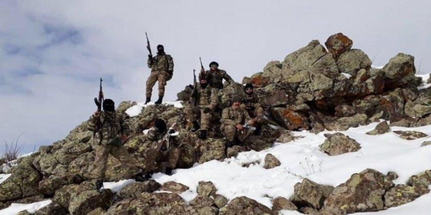 PKK'ya darbenin fotoğrafı!