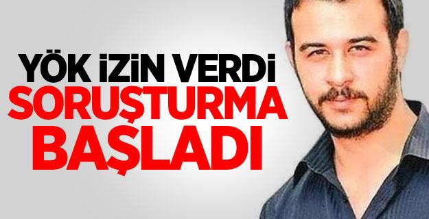 Fırat Çakıroğlu'nun öldürülmesine ilişkin soruşturma başladı
