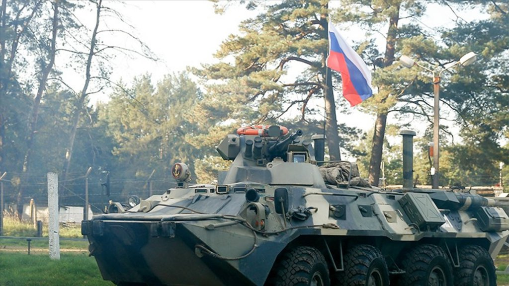 Rusya, Afrin'deki Askerlerini Çekmeye Başladı